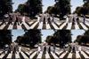 ビートルズ『Abbey Road』の未使用写真6枚がオークションに、3300万円で落札
