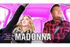 マドンナが移動中の車の中でカラオケを楽しむ米TV番組の名物企画に出演、映像がネットでも公開