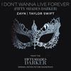 テイラー・スウィフトと元ワン・ダイレクションのゼイン・マリクがコラボ 新曲「I Don't Wanna Live Forever」をリリース