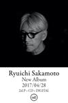 坂本龍一の新スタジオ・アルバムが海外で4月発売