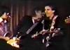ジョージ・ハリスン、ボブ・ディラン、ジョン・フォガティによる87年ジャムセッション映像が再び話題に