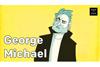 ジョージ・マイケルの未発表インタビュー音声をアニメーション化