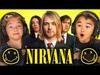 「8〜13歳のアメリカのキッズ達が、生まれる前にリリースされたニルヴァーナを聴いてみた」映像が話題に