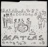 ジョン・レノンが描いた『サージェント・ペパーズ』のオリジナル・スケッチ画がオークションへ