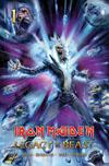 アイアン・メイデンのマスコット、エディが主役のコミック『Iron Maiden: Legacy Of The Beast』が連載決定