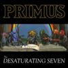 プライマスが新アルバム『The Desaturating Seven』から「The Trek」の絵本ビデオを公開