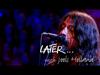 ポール・ウェラー、フー・ファイターズ、ヴァン・モリソン他 英TV番組『Later… with Jools Holland』のライヴ映像公開