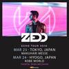 ゼッド(Zedd)の来日公演が2018年3月に決定