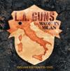 フィル・ルイス&トレイシー・ガンズによるL.A.ガンズ 新ライヴ作品『Made In Milan』を3月発売
