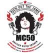 MC5のウェイン・クレイマー率いるMC50のライヴ映像を生配信、10月17日午前7時30分〜