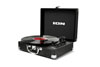 レトロなスーツケース風のBluetooth搭載オールインワン・レコードプレーヤー「Vinyl Motion Air」発売