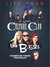 カルチャー・クラブ+The B-52's+トンプソン・ツインズ、ジョイント・ライヴ・ツアーが米国で開催決定