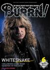 ホワイトスネイク新作完成 デイヴィッド・カヴァデールの最新独占インタビュー掲載の『BURRN!6月号』発売