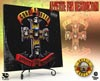 Guns N' Roses (Appetite for Destruction) 3D Vinyl