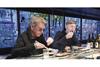 ジャン・ミッシェル・ジャールとリッチー・ホウティンが寿司を食べながら音楽や日本等について語る対談映像が公開