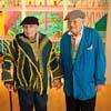 ジョニ・ミッチェルとデイヴィッド・ホックニーの最新2ショット写真が話題に