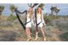 ジョー・サトリアーニ「Always With Me, Always With You」を双子姉妹ハープ・ユニットがカヴァー