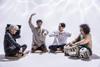 U-zhaan&坂本龍一による「energy flow」の更なる解釈はラップ版「エナジー風呂」 ミュージックビデオ公開