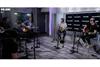 コレクティヴ・ソウルが米ラジオ局SiriusXMでパフォーマンスを披露
