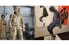 マイケル・ジャクソンを称える新しい彫像がエクアドルと中国に設置
