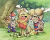 名作アニメ『ガンバの冒険』が廉価版DVD BOOKシリーズで刊行決定
