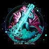 """世界初で唯一の""""シタール奏者率いるインドの伝統音楽×メタル・フュージョン""""バンドSITAR METAL、初アルバムから新曲公開"""
