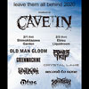 CAVE IN、OLD MAN GLOOM、POWER TRIP他 轟美重音シリーズ・ライヴ<leave them all behind>開催決定