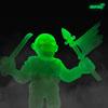 """アイアン・メイデンのエディと米国版""""キン消し""""のコラボフィギュア """"暗闇で光る""""エディション発売"""