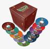 リック・ウェイクマン 10CDオフィシャル・ライヴ・ブートレグ・ボックスセット発売、10公演中4公演は日本公演