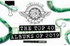米メタル雑誌Decibelが「2019年の年間ベスト・アルバム TOP40」を発表