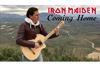 アイアン・メイデン「Coming Home」をクラシックギター奏者トーマス・ズァイスンがアコギ・カヴァー