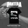 パンテラ 『俗悪』アルバムカヴァーをベースにした社会的距離Tシャツ販売 「Walk」の歌詞をフィーチャー