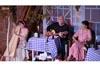 デヴィッド・ギルモア 英BBCのテレビ番組にリモート参加 娘とレナード・コーエンのカヴァー披露