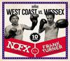 NOFXとフランク・ターナー、お互いの曲をカヴァーし合うスプリット・アルバム発売 MV2曲あり