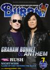 表紙・巻頭特集は「グラハム・ボネット× ANTHEM」 『BURRN!7月号』発売