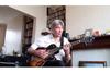 ジャズ・ブッチャーのパット・フィッシュ、自宅で撮影したパフォーマンス映像を公開