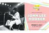 ジョン・リー・フッカー <モントルー・ジャズ・フェス 1983>のフルライヴ映像67分公開