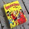 ブライアン・イーノと英国の子ども向け長寿コミック『Beano』のパロディ・マッシュアップ画像が話題に