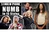 """""""リンキン・パーク「Numb」を様々なミュージシャン風にカヴァーしてみた""""映像が話題に"""