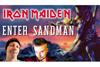 """""""もしもメタリカ「Enter Sandman」がアイアン・メイデンの作った曲だったら?"""" パロディ映像が話題に"""
