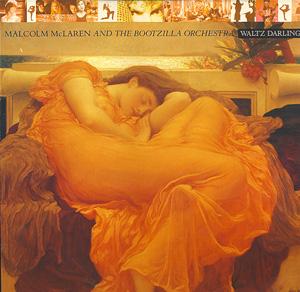 マルコム・マクラーレンの『waltz Darling』がlp再発、「deep In Vogue Ep」付2枚組仕様も