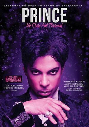 プリンスのドキュメンタリーDVD『Prince - Up Close & Personal』 トレーラー映像公開