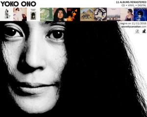 Plastic Ono Band - Yoko Ono   Secretly Store