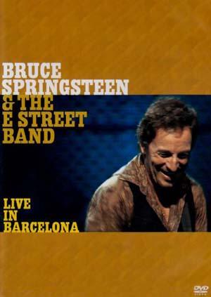 ブルース・スプリングスティーンのライヴ映像作品『Live In Barcelona』 フルライヴ映像がアーカイブ公開