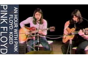 ピンク・フロイドのフルライヴ映像YouTube無料配信 第3弾は70年『An Hour With Pink Floyd』 5月1日深夜25時〜