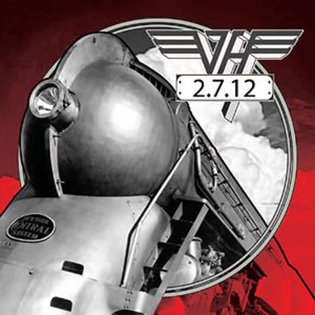 Van Halen Train