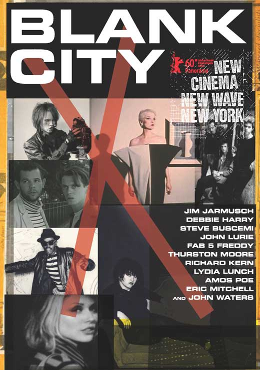 Blank City - Poster