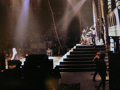 RANDY RHOADS Last Recorded Show