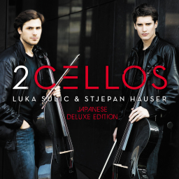 2CELLOS / 2CELLOS Japanese Deluxe Edition