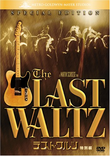 The Band / The Last Waltz [DVD]